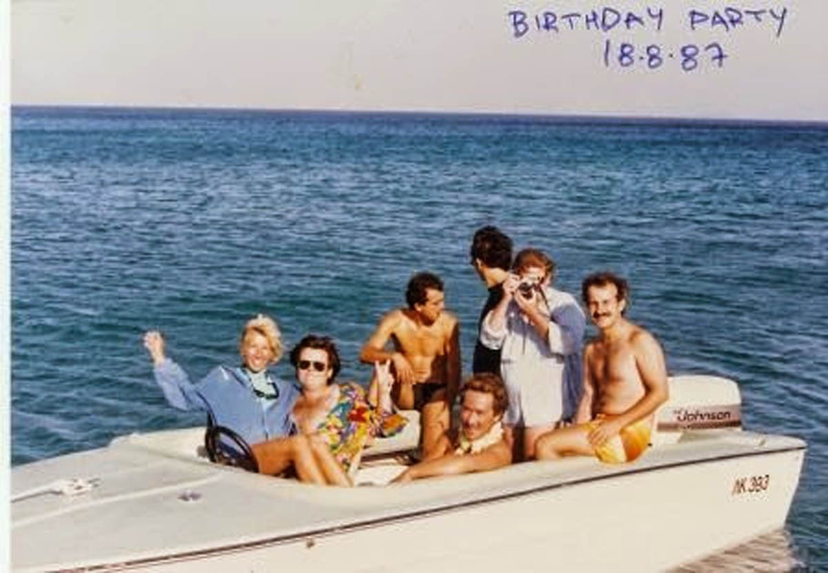 Buhalis 20 birthday Kos Club Med
