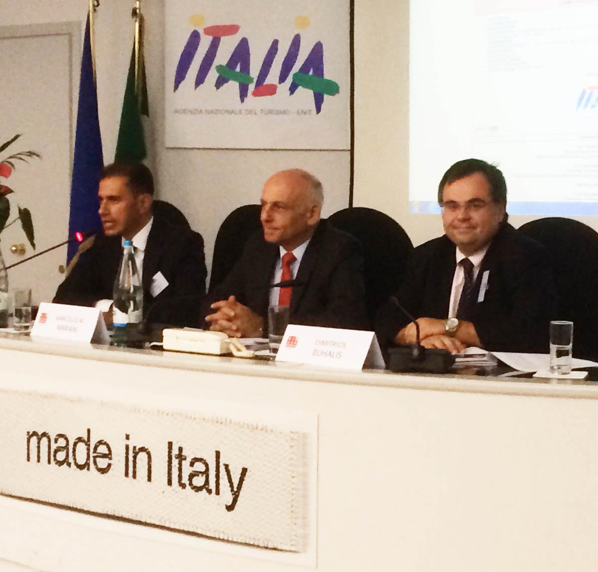 Buhalis ItalyPanel