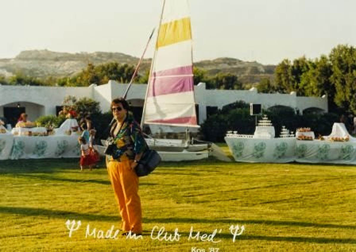 Buhalis photographer kos Club Med
