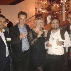 Buhalis at Tripadvisor Party