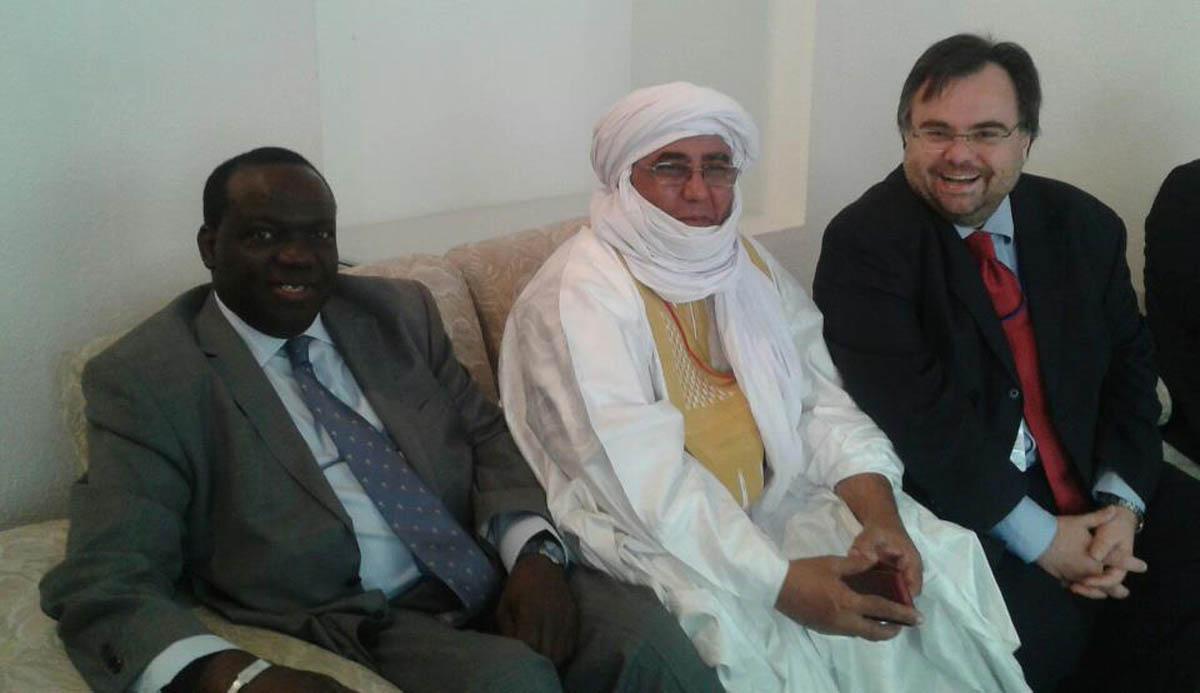 Buhalis unwto Africa with Ousmane Ndye