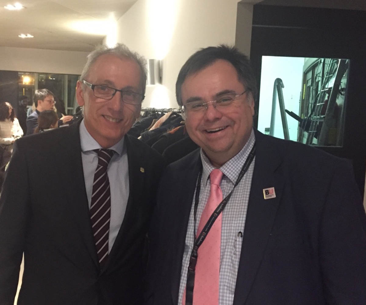 Minister of Tourism and Trade of the Government of Andorra H.E. Mr. Francesc Camp Torres
