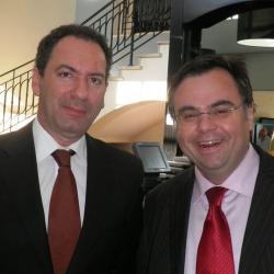 Buhalis Malta Minister of Tourism