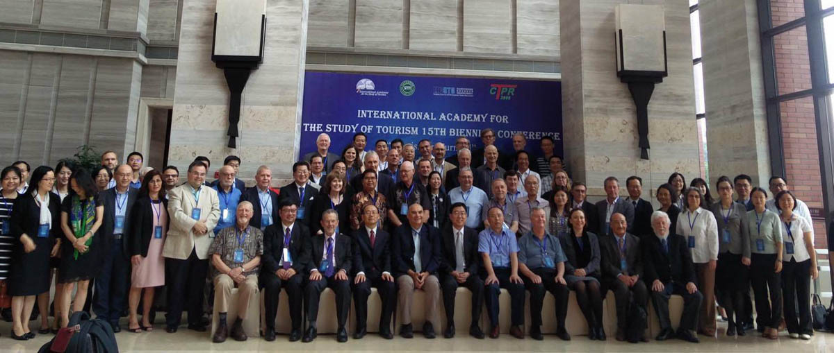 ____ Buhalis at Academy for the Study of Tourism 2017 China