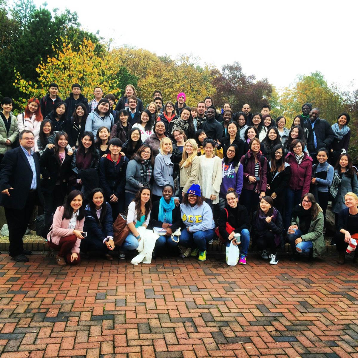 Bournemouth University MSc Students