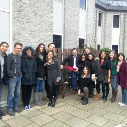 Buhalis and BU Tourism Marketing students