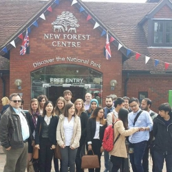 Buhalis at New Forest TIC